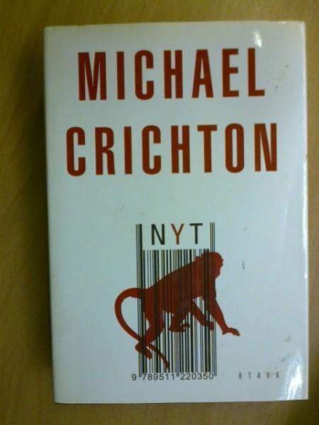 Nyt, Michael Crichton