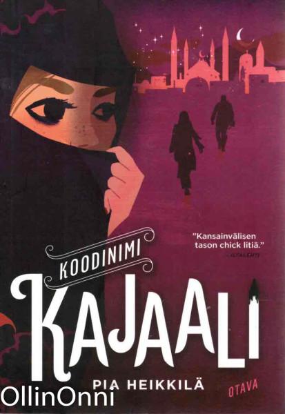 Koodinimi Kajaali, Pia Heikkilä