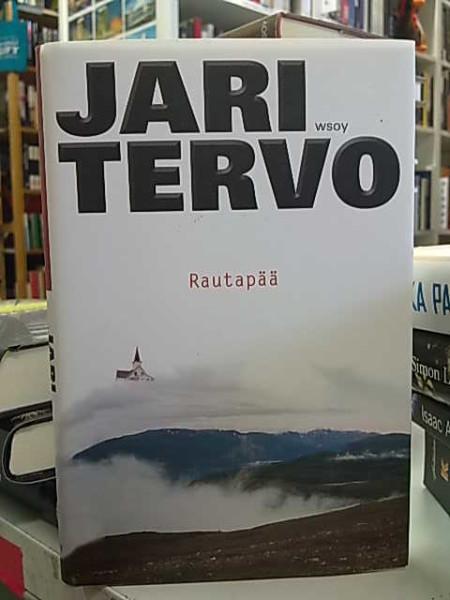 Rautapää, Jari Tervo