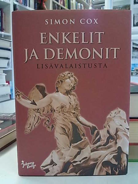 Enkelit ja demonit : lisävalaistusta, Simon Cox