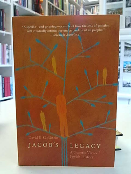 Jacob´s Legacy - A Genetic View of Jewish History, David B. Goldstein