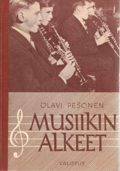 Musiikin alkeet, Olavi Pesonen