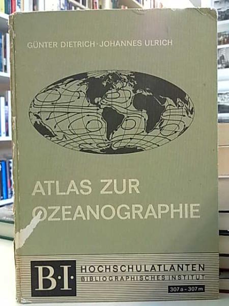 Atlas zur Ozeanographie, Günter Dietrich