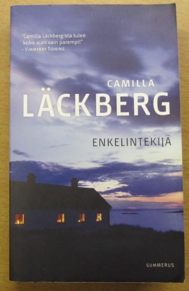 Enkelintekijä, Camilla Läckberg