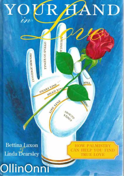 Your hand in love, Bettina Luxon