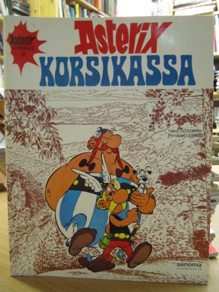 Asterix Korsikassa - Asterix seikkailee 20, Rene Goscinny