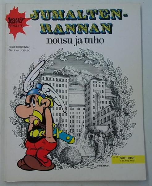 Jumaltenrannan nousu ja tuho - Asterix seikkailee 14, Rene Goscinny