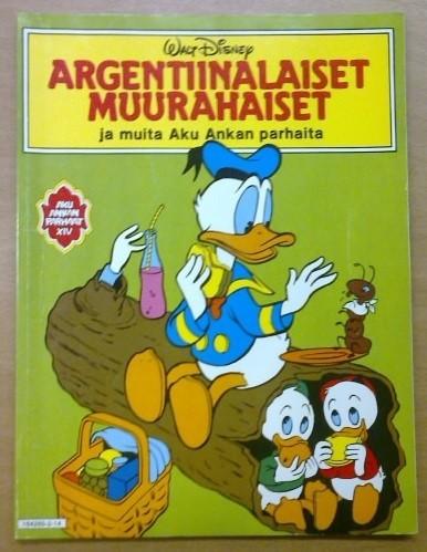 Argentiinalaiset muurahaiset, Walt Disney