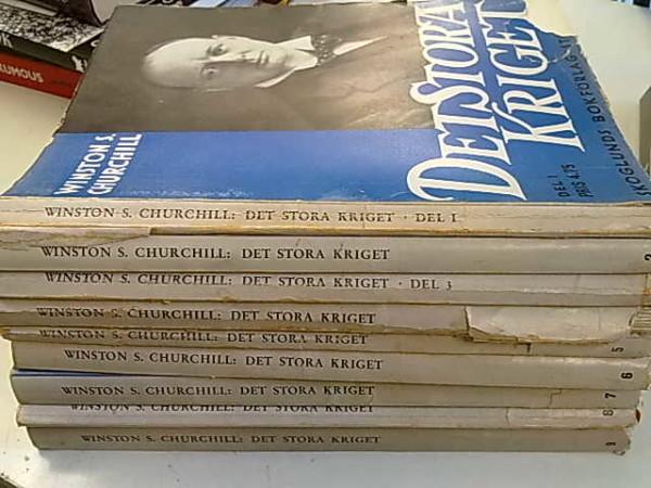 Det Stora Kriget 1-9, Churchill Winston