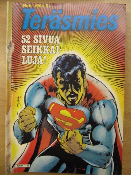 Teräsmies 1981 6,