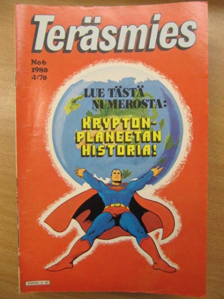 Teräsmies 1980 6,