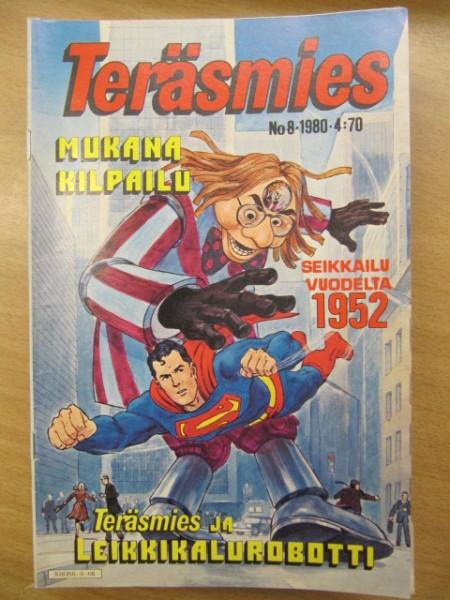 Teräsmies 1980 8,