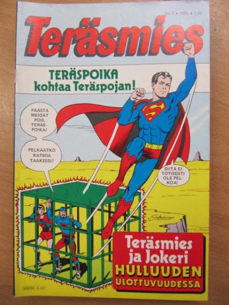 Teräsmies 1985 7,