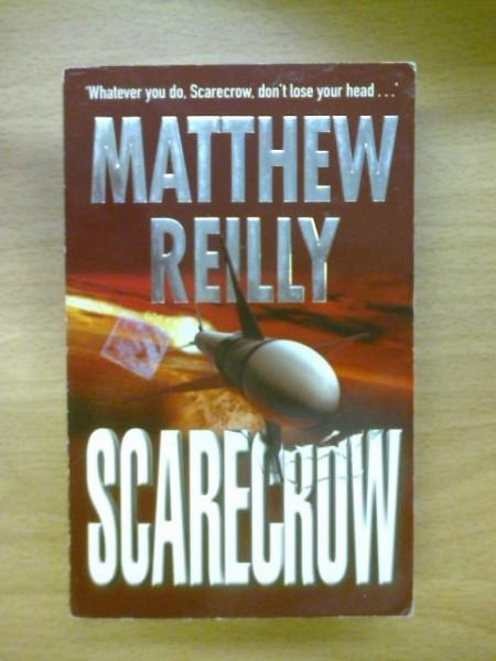 Scarecrow, Matthew Reilly