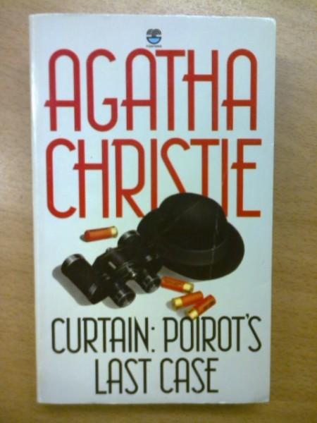 Curtain: Poirot's Last Case, Agatha Christie