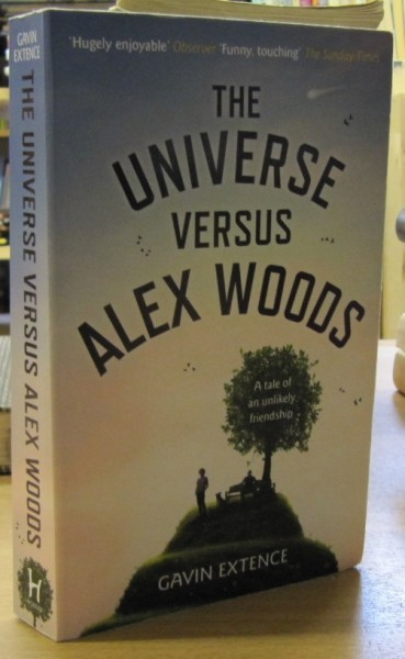 The Universe Versus Alex Woods, Extence Gavin