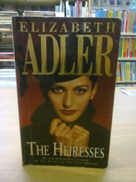 The Heiresses, Elizabeth Adler