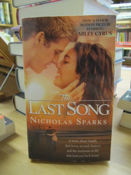The Last Song, Nicholas Sparks