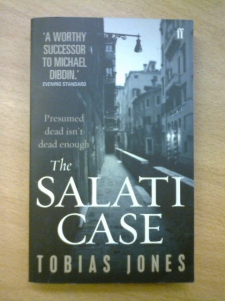 The Salati Case, Jones Tobias