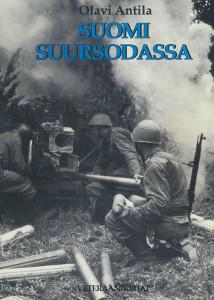 Suomi suursodassa, Olavi Antila