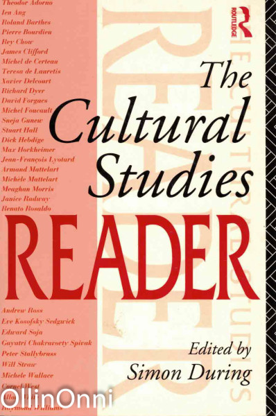 The Cultural Studies Reader, Simon During
