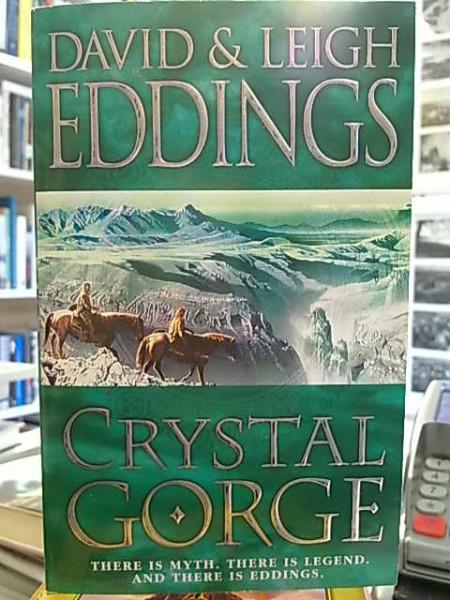 Book Three of The Dreamers - Crystal Gorge, David Eddings