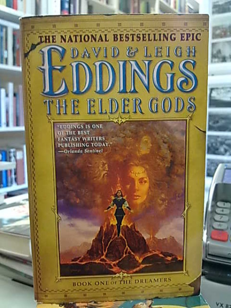 The Dreamers Book One - The Elder Gods, David Eddings