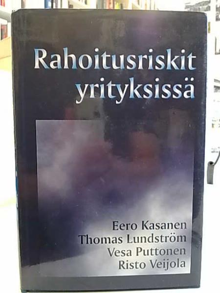 Rahoitusriskit yrityksissä, Eero Kasanen