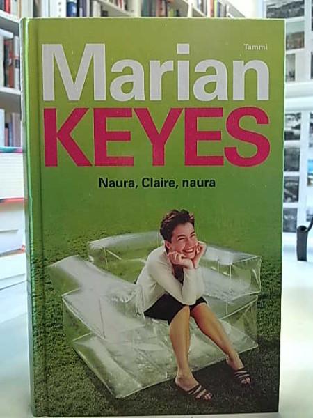 Naura, Claire, naura, Marian Keyes