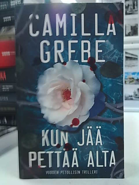 Kun jää pettää alta, Camilla Grebe