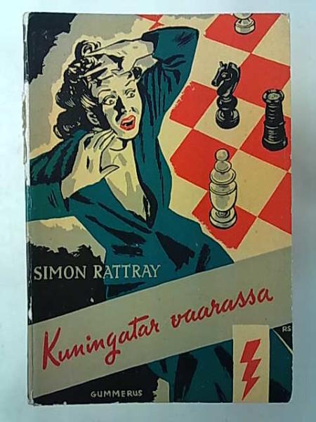 Kuningatar vaarassa - Salama-sarja 2, Simon Rattray