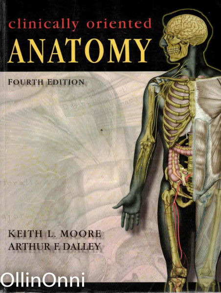 Clinically Oriented Anatomy, Keith L. Moore