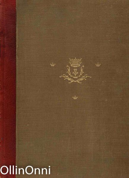 Finlands ryor - Textilhistorisk undersökning, U.T. Sirelius