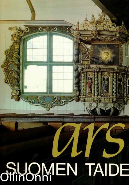 Ars : Suomen taide. 2, Salme Sarajas-Korte