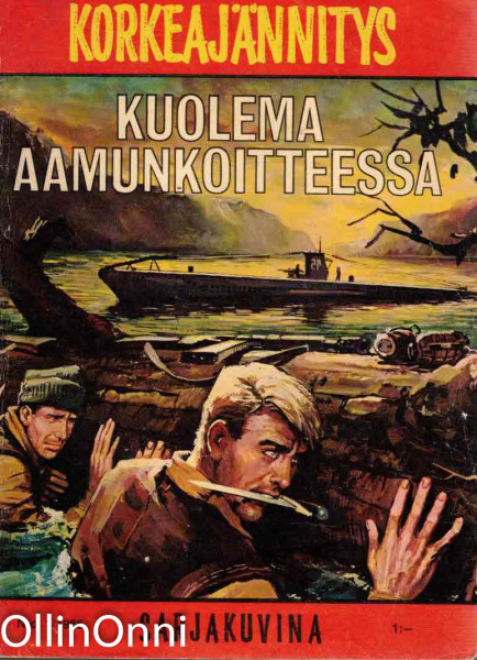 Korkeajännitys N:o 1/1966 - Kuolema aamunkoitteessa, I. Puro