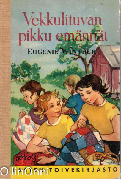 Vekkulituvan pikku emännät, Eugenie Winther
