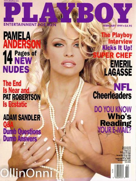 Playboy February 1999, Ei tiedossa