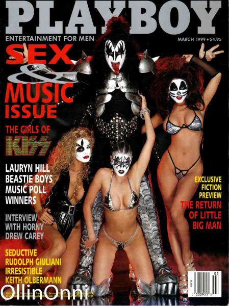 Playboy March 1999, Ei tiedossa