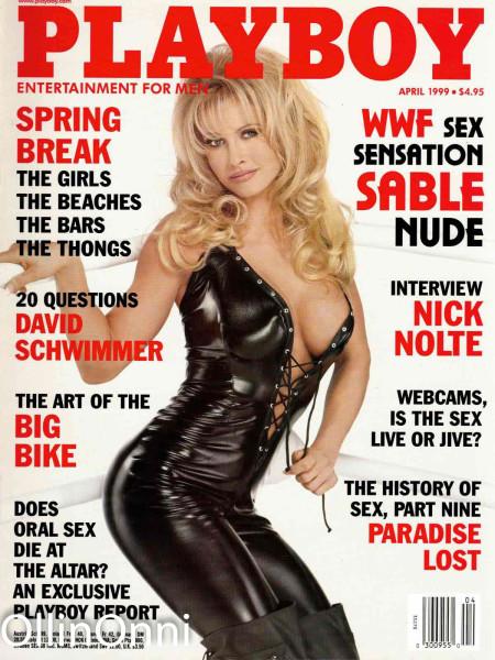Playboy April 1999, Ei tiedossa