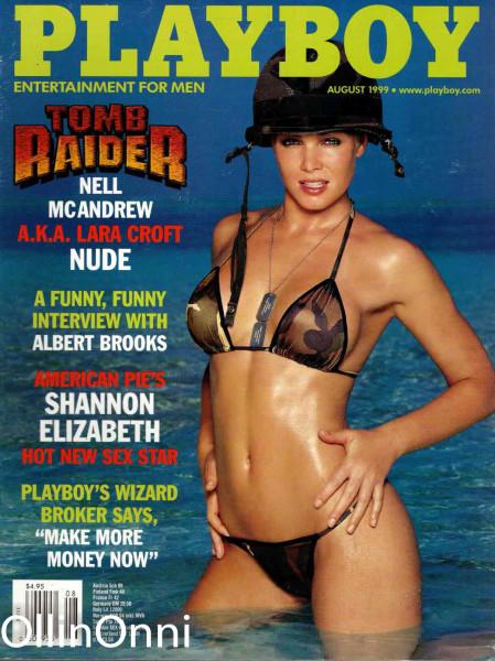 Playboy August 1999, Ei tiedossa