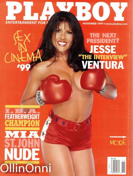 Playboy November 1999, Ei tiedossa