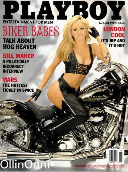 Playboy August 1997, Ei tiedossa