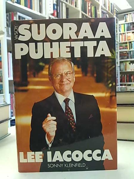 Suoraa puhetta, Lee Iacocca
