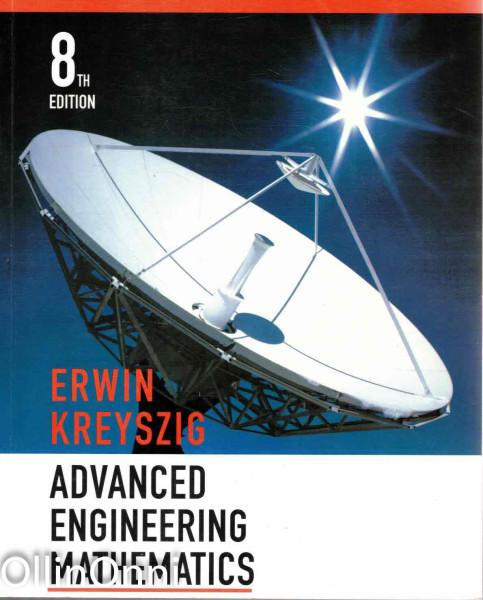 Advanced Engineering Mathematics, Erwin Kreyszig