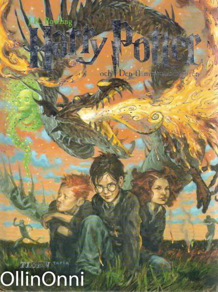 Harry Potter och den flammande bägaren, J. K. Rowling