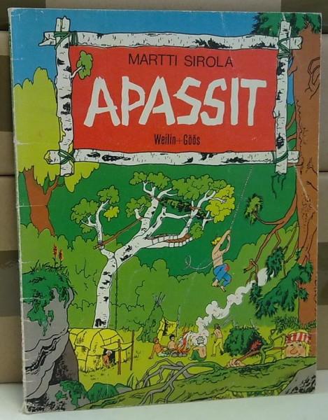 Apassit, Martti Sirola
