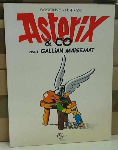 Asterix & Co - osa 1 - Gallian maisemat, Olivier Andrieu