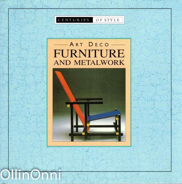 Art Deco Furniture and Metalwork, Rebecca Kingsley