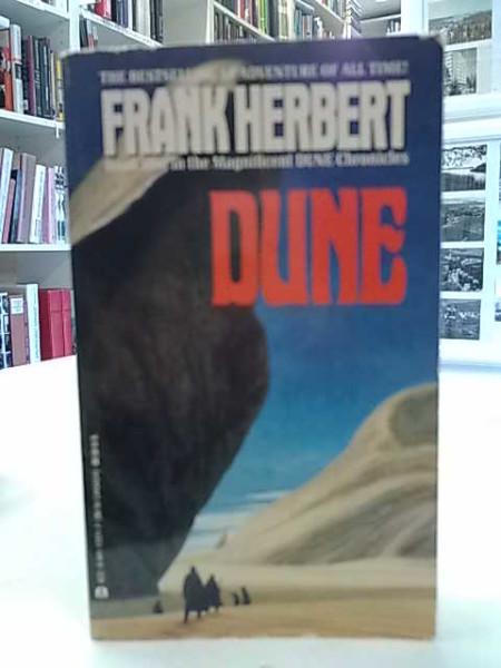 Dune - Book One, Frank Herbert