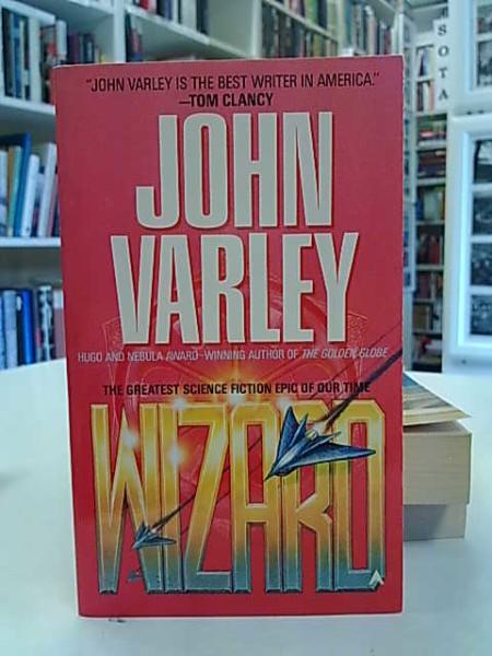 Wizard (Gaea Trilogy Two), John Varley